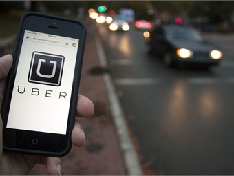 It's possible services like Uber could help solve the last-mile/first-mile issue.