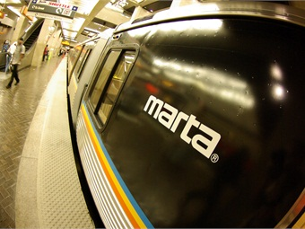 MARTA signed a cooperative agreement with Uber to improve first-mile/last-mile links, particularly for guaranteed-ride home programs and late-night services.