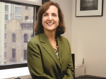 Catherine Rinaldi is president of Metro-North Railroad.Metro-North Railroad