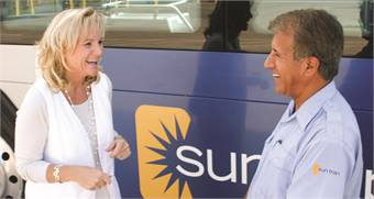 With Tucson, Ariz.-based Sun Tran/Sun Van since 2004, Heineking is involved in the planning of a modern streetcar that will connect the University of Arizona to downtown Tucson.