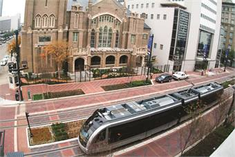Metro has three light rail lines under its belt, with two more set to launch in 2014.