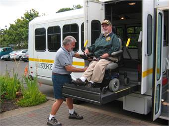In 1985, LTD became the first transit agency in the nation to be 100% lift accessible.