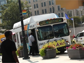 MARTA has made a commitment to have a low- or no-emissission bus fleet.