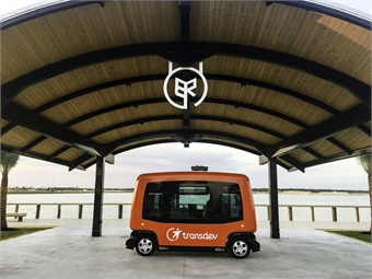 A new town under construction in Southwest Florida, will start running multiple Transdev-operated autonomous shuttles.