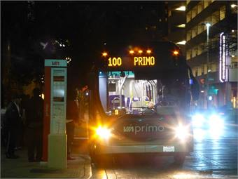 Transit systems, such as San Antonio's VIA Metropolitan Transit, provide bus drivers that have been subject to violence from riders with counseling, legal support and flexible reassignment.