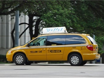 DCTA introduced Collin County Transit, which uses yellow taxis, for first- and last-mile connections.