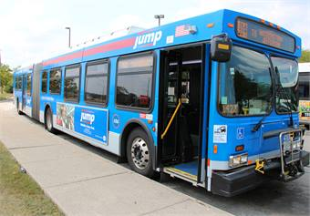 CTA launched its first BRT service with the Jeffery Jump pilot in April. It is pursuing more BRT initiatives downtown.