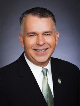 Doran Barnes, executive director of Foothill Transit.