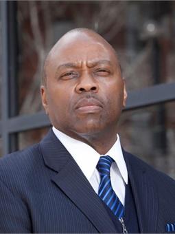Phil Washington, CEO of Los Angeles County Metro.