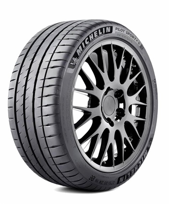 Michelin says the new Pilot Sport 4S UHP tire solves the pleasure and safety equation for performance enthusiasts, offering unprecedented driving pleasure, exceptional steering precision and tremendous directional stability, while also providing maximum grip on wet or dry roads.