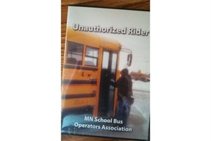 """Unauthorized Rider"" demonstrates the need to plan ahead when confronted with an attempt by an unauthorized person to board the school bus."