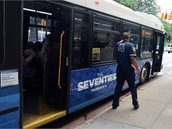 MTA and TWU leadership announced that a worker safety task force will help identify hot spots around the system where safety and law enforcement resources might best be leveraged moving forward. Marc A. Hermann