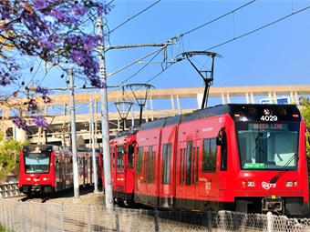 MTS' spike has been led by the Trolley, which last year posted eight straight months of year-over-year gains (April-November), including a 9% jump in September. MTS