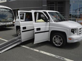 Mobility Ventures' MV-1