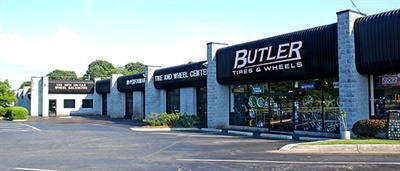 At 60,000 square feet, the Butler Tire location in Marietta is the company's largest. The property includes the main warehouse, administrative offices, commercial tire division and retail outlet.