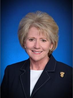 Former USDOT Secretary Mary Peters.