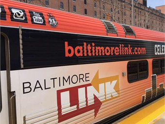 The planned launch of the new BaltimoreLink bus system is expected to go ahead as scheduled June 18, according to an MDOT spokesperson. Photo: MTA
