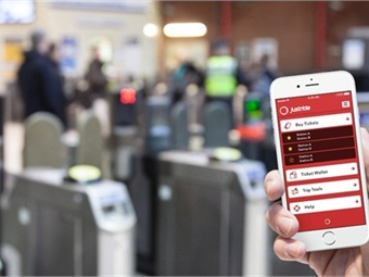 Masabi's Justride SDK allows third-party applications to request fare types, make payments, and deliver visual and barcode mobile tickets to passengers through a secure ticket wallet.