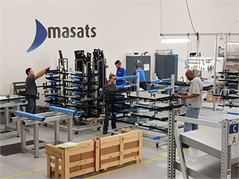 Masats will broaden the range of products manufactured in the U.S. to supply doors for motorcoaches, minibuses, and other products.