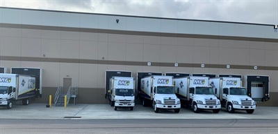 Max Finkelstein Inc. has begun its second century by expanding into new markets. This distribution center near Pittsburgh will allow the company to expand its relationship-based sales model to more independent retailers.