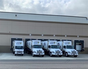 After 100 years in business, Max Finkelstein is still growing, and has opened its 16th distribution center near Pittsburgh to serve customers in three states.