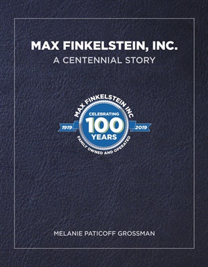 Harold Finkelstein's granddaughter, Melanie Paticoff Grossman, wrote a book commemorate the company's 100 years in the tire industry.