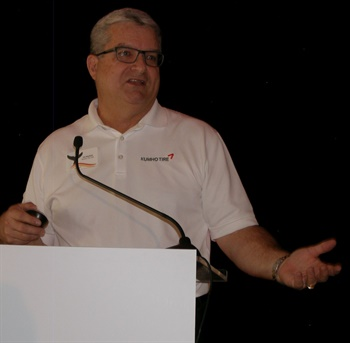 Jim Mayfield says Kumho will work with each of its dealers to create plans to help accomplish growth and profitability.
