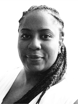 M'balia Tagoe-Guzman is a senior project manager with extensive experience in the management of complex projects.