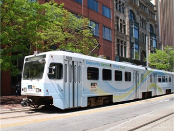 The Maryland Department of Transportation is responsible for providing safety oversight of the Maryland Transit Administration's heavy- and light-rail systems in Baltimore.