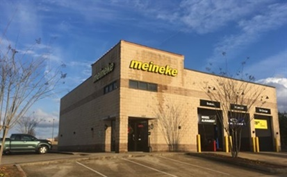 With nearly 1,000 locations, Meineke has opened its first store in Flowood, near Jackson, Miss.