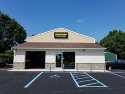 James Moretti has opened a Meineke Car Care Center in Pottstown, Pa.