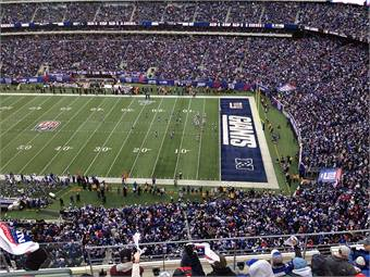 MetLife Stadium photo by MjaMes1408 via Wikimedia Commons