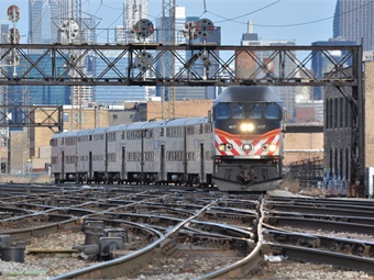 Over the next five years, Metra plans to spend $409 million on tracks, bridges, and structures.