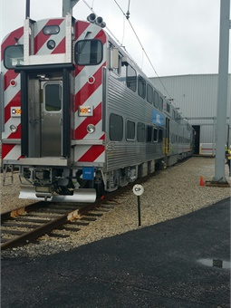 Metra last month unveiled a new Metra Electric Line schedule that was made necessary by the demands of PTC