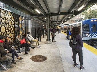 Despite the proliferation of customers with electronic devises, grand larceny is down 9% from 2017, from 160 incidents in 2017 to a low of 146 incidents in 2018, according to the MTA Police Department.