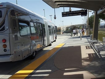 All improvements are expected to cut travel times by approximately 20% between North Hollywood and Chatsworth.METRO96