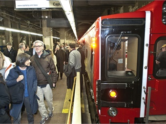 Since 2013, Metro-North has significantly upgraded its infrastructure, reinvigorated its cyclical track maintenance program, and bought new technology to help identify track defects. Patrick Cashin