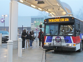 Metro Transit's approach to preventative maintenance has resulted in significantly reduced capital expenses. St. Louis Metro