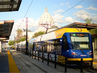 Metro Transit. Photo: Eric Wheeler