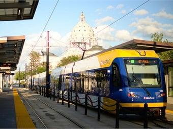 Metro Transit. Photo: Eric Wheeler