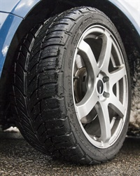 Michelin says the BFGoodrich g-Force Comp-2 A/S tire gives drivers the ability to accelerate faster, brake shorter, and maintain control in all seasons.