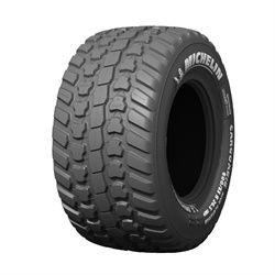 """Michelin's Ultraflex Technology earned the company the first """"increased flexion"""" designation in the industry from the U.S. Tire and Rim Association."""