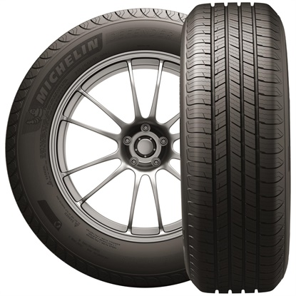 Michelin has updated the Defender tire for passenger cars with a speed rating of H to cover 83% of the market.