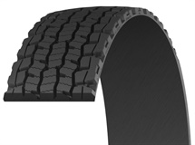 Michelin says wide, open-shoulder grooves provide outstanding wear and full-depth sipes deliver traction.