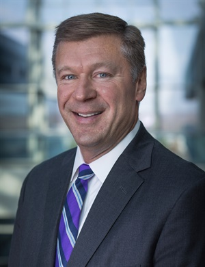 Scott Clark begins his role as chairman and president of Michelin North America on January 1.
