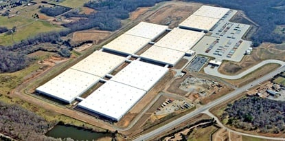 Michelin says the goal of this mega distribution center is to provide better product availability by consolidating inventory in one site to serve the southeast U.S.