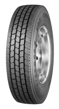 The Michelin XDA Energy+ is available in the U.S. and Canada in size 275/80R22.5 load range G.