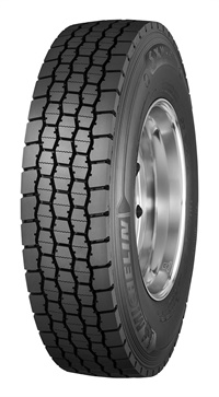 Michelin says the X Multi D's targeted market grew 3% from 2014 to 2016, a rate that exceeded the overall market by 2.1%.