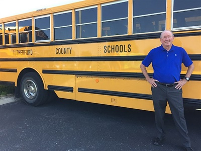 Mike Snell, the transportation director for Rutherford County (Tenn.) Schools, said the new Edulog GPS system could help the district save $104,000 per year.