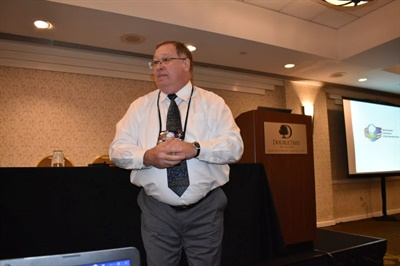 Mike LaRocco, president of NASDPTS and Indiana state director, welcomed attendees to the NASDPTS conference, which was held in Washington, D.C. for the first time.